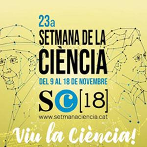 23a Setmana de la ciència