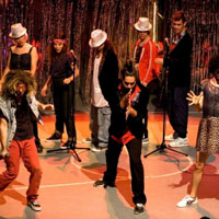 Espectacle 'Shakespeare on the beat'