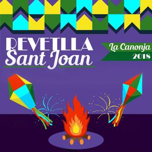 Revetlla de Sant Joan a La Canonja 2018