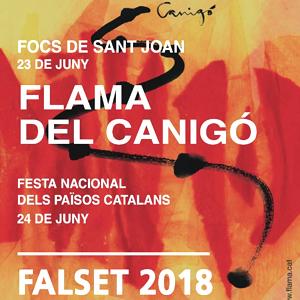 Revetlla de Sant Joan a Falset 2018