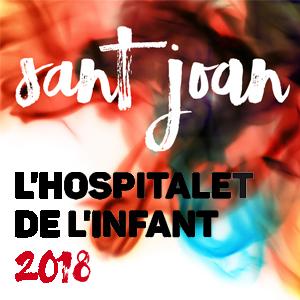 Revetlla de Sant Joan a l'Hospitalet de l'Infant 2018