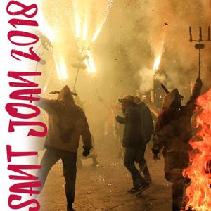 Revetlla de Sant Joan a Tarragona 2018