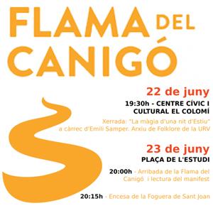Revetlla de Sant Joan a Vila-seca 2018