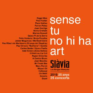 25è aniversari Slàvia