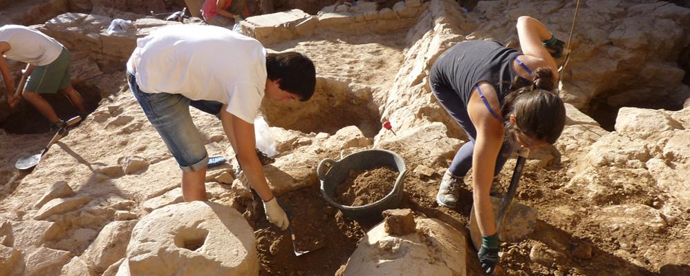Excavació arqueològica Prats de Rei, Sigarra