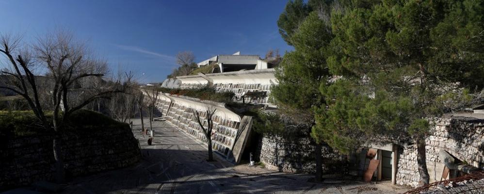 Cementiri Miralles