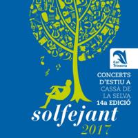 14è Festival Solfejant - Cassà de la Selva 2017