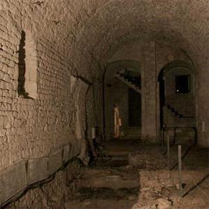 Soterrani Catedral, Girona,