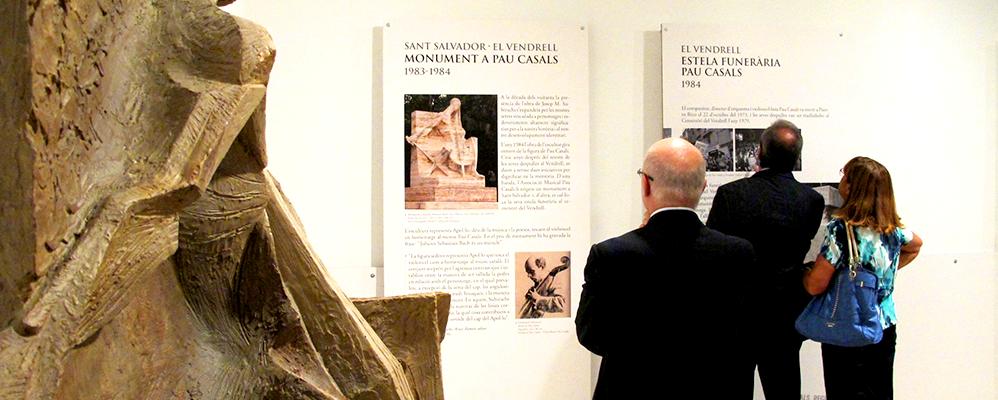 Exposició Josep Maria Subirachs
