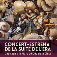 Concert-estrena de la Suite de l'Era - José Mª Chavarría