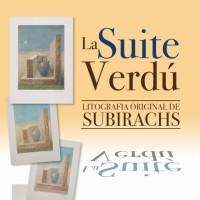 La Suite Verdú. Litografia original de Subirachs, exposició, mostra, art, Biblioteca Pública de Lleida, Segrià, març, abril, 2017