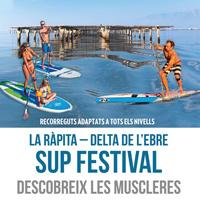 Sup Festival 'Descobreix les muscleres' - La Ràpita 2017