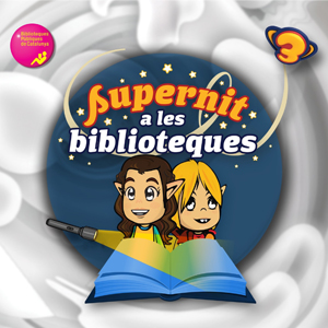 Aventura interactiva La Supernit a les Biblioteques