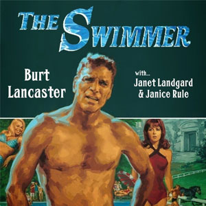 Pel·lícula 'The Swimmer' de Frank Perry i Sydney Pollack amb Burt Lancaster