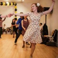 Ball, dansa, música, Lleidaswing Jam, Associació, Londy hop, Pep Farré, Lleida, Segrià, Surtdecasa Ponent, agost, estiu, 2016