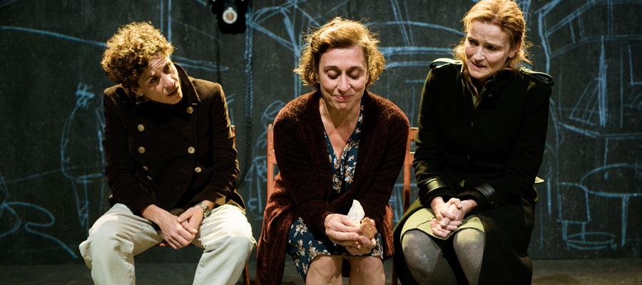 Teatre 'Les noies de Mossbank Road'