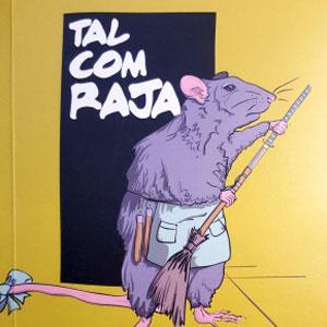 Llibre 'Tal com raja' de Mireia Redondo Prat