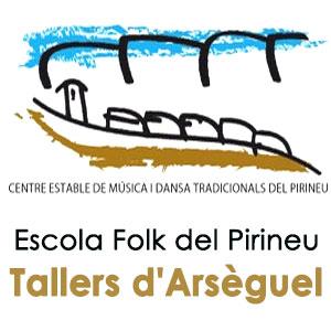 Tallers d'Arsèguel de l'escola Folk del Pirineu, 2019