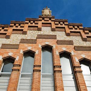Edifici de l'Escorxador de Tarragona, Modernisme