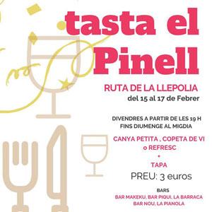 Tasta el Pinell - El Pinell de Brai 2019