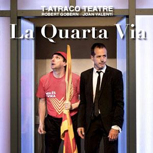 Teatre 'La Quarta Via', companyia T-Atraco Teatre