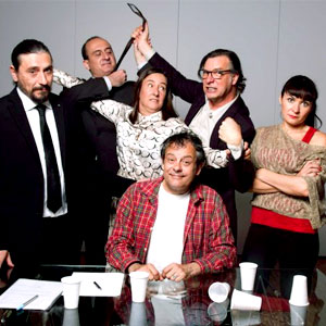 Teatre 'El Tràmit' de Fernando Trias de Bes