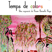 Exposició 'Temps de colors' de Roser Panisello Royo