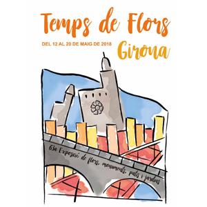 Temps de Flors Girona 2018