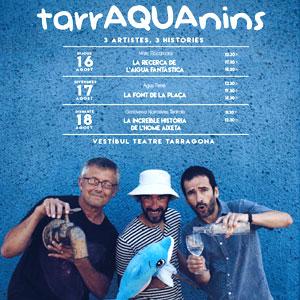 'TarrAQUAnins', Marc Rocamora, Agus Ferré, Genovesa Narratives Teatrals