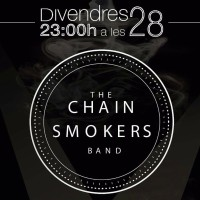 The Chain Smokers