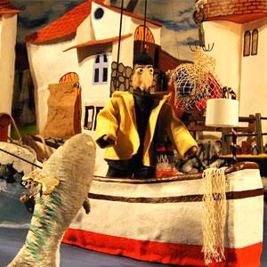 Espectacle familiar de titelles 'En un racó del Mediterrani'