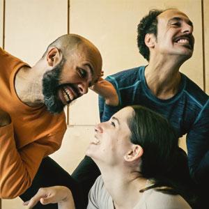 Espectacle de dansa 'To be announced' a càrrec de Léxico Project Collective
