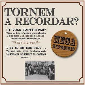 Mega Exposició 'Tornem a Recordar?' - Benifallet 2018