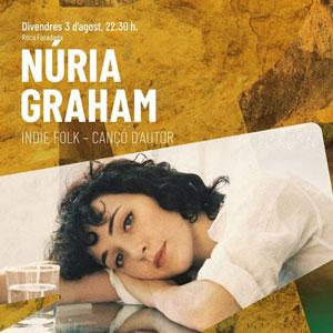 Núria Graham, Festival Roca Foradada, Torredembarra, 2018