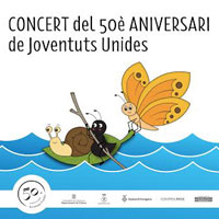 Cantata 'Transatlàntida' - 50 anys Joventuts Unides La Sénia 2016