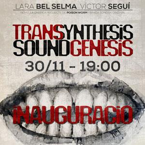 Exposició 'TransSynthesis SoundGenesis'