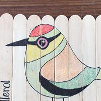 Trencaclosques d'ocells