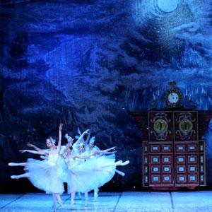 El Trencanous de Txaikovski a càrrec del Ballet Imperial Rus