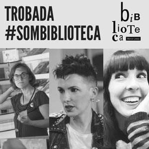 Trobada #SomBiblioteca amb Cinta Roldan, Paula Jarrín i Bel Olid - Biblioteca de Roquetes 2019