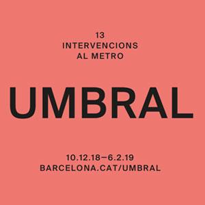 Projecte Umbral - Barcelona 2018