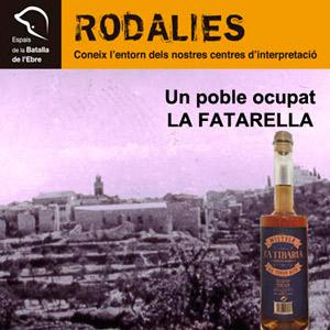 Ruta 'La Fatarella. Un poble ocupat' - Rodalies 2018