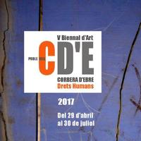 V Biennal d'Art - Poble Vell de Corbera d'Ebre 2017