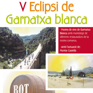 V Eclipsi de Garnatxa Blanca - Bot 2018