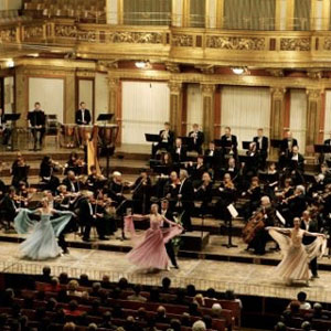 Concert d'any nou 'Un viatge de Viena a Valls' a càrrec de la Johann Strauss Orchestra & Strauss Festival Ballet Ensemble