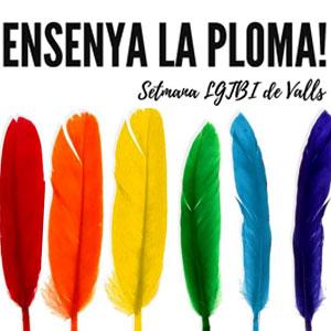 Setmana LGTBI a Valls, 2019