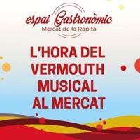 L'hora del Vermouth Musical al Mercat - La Ràpita 2018