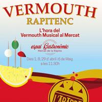 L'hora del Vermouth Musical al Mercat - La Ràpita 2017