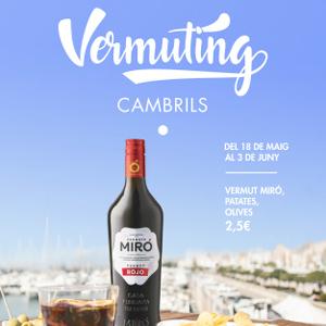 Vermuting - Cambrils 2018
