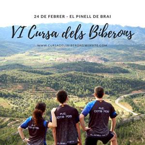 VI Cursa dels Biberons - El Pinell de Brai 2019