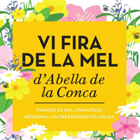 VI Fira de la Mel - Abella de la Conca 2017